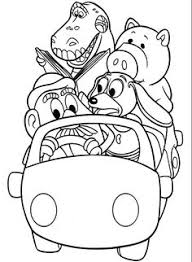 Small Picture Top 20 Free Printable Toy Story Coloring Pages Online Youngest