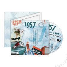 60th diamond wedding anniversary gift ~ hit music of 1957 cd and Diamond Wedding Cards And Gifts 60th diamond wedding anniversary gift hit music of Wedding Anniversary Gifts by Year