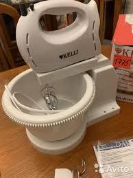 Новый <b>Миксер</b> с чашей <b>Kelli KL</b>-<b>5049</b> + формочки купить в ...