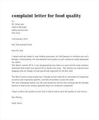 Letters Of Complaints Samples 10 Complaint Letter To Hotel General Manager Sample