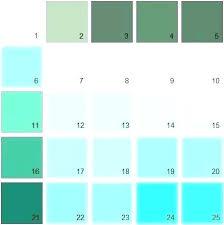 Yolo Paint Color Chart Behr Green Paint Colors Comepsard Co