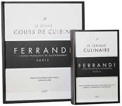 Livres De Cuisine école Ferrandiinstitut Bocuse Le Combat Des