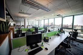 Google office space design Workspace Office Space Google Wrocław poland Glassdoor Office Space Google Office Photo Glassdoorcoin