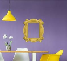 friends phole frame wall decal