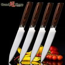 Набор кухонных ножей, <b>4</b> шт., <b>набор ножей</b> для стейка, кухонные ...