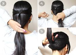 prev next quick easy minute cal updocute simple updos for long hair