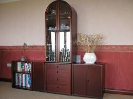 Mahogany Living Room Furniture Mahogany Living Room Furniture 5 Cabinets And Tv Corner Stand