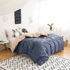 Hot sale single only duvet cover quilt coat bedspread skirt ... & Hot sale single only duvet cover quilt coat bedspread skirt bedding Japanese  American Style queen king size diacount-in Duvet Cover from Home & Garden  on ... Adamdwight.com