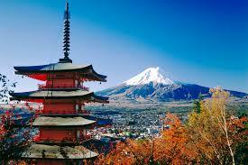 Japan Beautiful Landscape #7034146