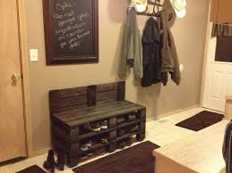 small entryway bench shoe storage. Rustic Foyer Bench Shoe Storage Small Entryway