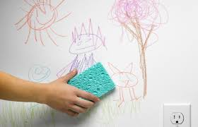 how to clean walls with easy effective