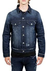 Cult Of Individuality Size Chart Cult Of Individuality Whiskey Individuality Denim Jacket Nordstrom Rack