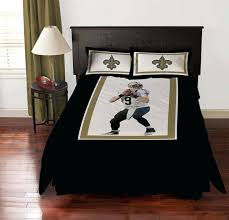 new saints drew comforter set from king size nfl bedding home improvement loans nj