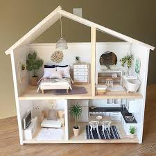 Well here's my little @ikea_australia doll house makeover. My customer is  very happy with