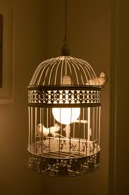 bird cage lighting. Bird Cage Lamp - Do With Ikea Solar Lights..id Take Out The Bites And Keep Cage. Lighting A
