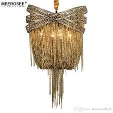 bronze aluminum chandelier light italian tassel design chain res lamp hanging lighting for living room foyer md86209 chandelier for nursery teardrop