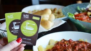 olive garden reprises big pasta promo a week before q1 earnings report