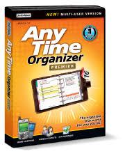 office organizer software. anytime organizer premier office software t