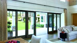 large sliding glass doors bring outdoors in s list with idea 0 patio blinds