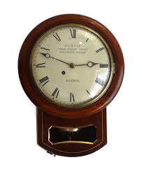 full image for outstanding 8 inch wall clock 147 8 inch diameter wall clocks timepiece fusee