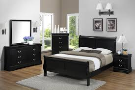 Louis Bedroom Furniture Crown Mark Louis Phillipe Twin Bedroom Group Del Sol Furniture
