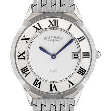 rotary mens ultra slim watch gb08000 21 rotary watches rotary mens ultra slim watch gb08000 21
