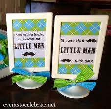 Little Man Shower Invitation  Baby Mustache BashBow Tie And Mustache Baby Shower