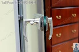 glass swing door handle lock glass swing door handle lock