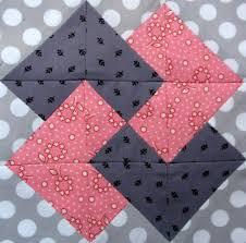 Card Trick ***one of the first quilt blocks I learned how to make ... & Card Trick ***one of the first quilt blocks I learned how to make · Free  Quilt Block PatternsBlock ... Adamdwight.com