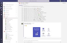 Template For Business Department Microsoft Teams Template Salestim