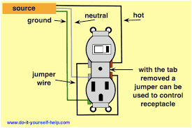 wiring diagram switch controlled outlet images how to rewire switch outlet bo wiring on home to light diagram