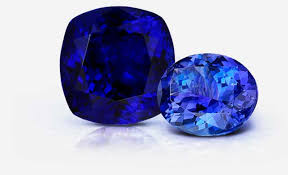 Tanzanite Color Chart Tanzanite Color How It Affects Value