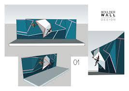 Graphic Designer Boulder Boulder Climbing Wall Design By Mathieu Maldidier At