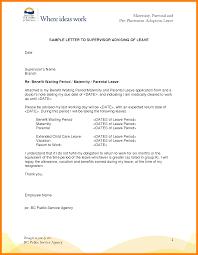 4 Extended Maternity Leave Letter From Doctor Joblettered