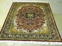 heirloom oriental rug cleaning area in baton
