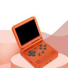 Máy Chơi Game Cầm Tay Mini V90 3.0 Inch Ips Lcd Sạc Được H3C2