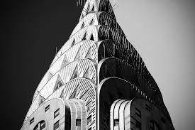 chrysler building black and white wallpaper. chrysler building spire by james maher black and white wallpaper t