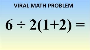 quiz this math equation is breaking the internet can you figure out the right solution