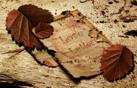 old love letter wallpaper hd