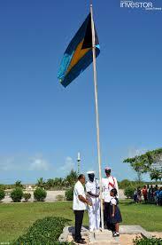 Independence flag raised on Long Island | The Bahamas Investor
