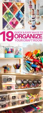 diy ideas for room organization. 19 craft room organization hacks you need to see diy ideas for