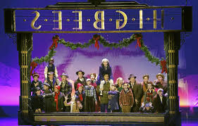 A christmas story is a nice antidote to all those christmas television specials with perfectly harmonized carols and perfectly wrapped gifts. Review A Christmas Story Is Musical Comfort Food Entertainment Tulsaworld Com