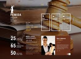 Law Templates 50 Best Lawyer Website Templates Free Premium Freshdesignweb