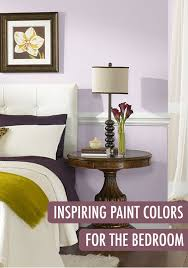 Create a calming oasis in your bedroom with a serene light purple ...