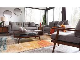 Ashley Furniture Zardoni Mid Century Modern Sofa Furniture and