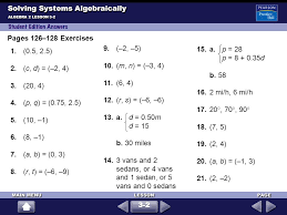3 2 practice solving systems of equations algebraically form g