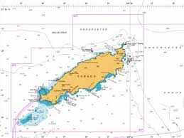 Tobago And Approaches Marine Chart Cb_gb_0477_0