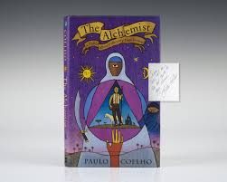 the alchemist paulo coelho first edition signed rare book the alchemist