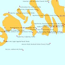 Summerland Key Southwest Side Kemp Channel Florida Tide Chart