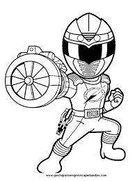 Disegni Da Colorare E Stampare Gratis Power Rangers Fredrotgans